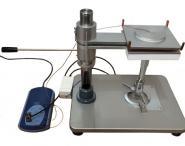 Flame heat tester