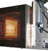 radiant heat test