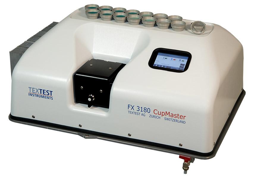 Waterdampdoorlatendheid tester